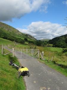 New horizons: Lon Las Cymru, mid Wales 2010