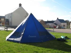 Arapahoe Outdoors ultralight teepee.
