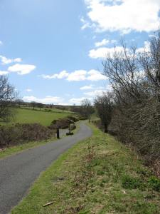 Sustrans own Granite Way on a perfect day
