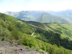 The long and winding road. Pyrenees 2013