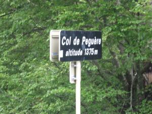 Hardest climb of the trip   : Pyrenees 2013