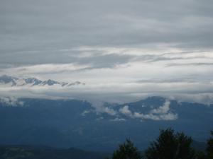 Brooding mountains: Pyrenees 2013