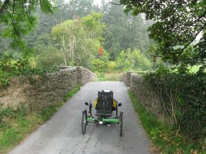 The Dartmoor Way at Chagford