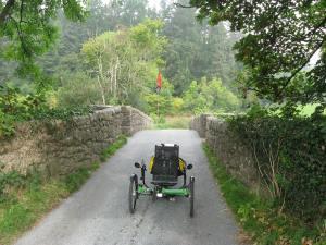 The Dartmoor Way at Chagford