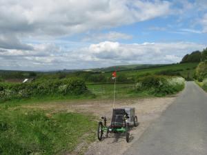 Lost in Dorset :)