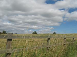 Big skies and flatlands